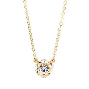 Kate Spade Gold Mini Lady Marmalade Necklace